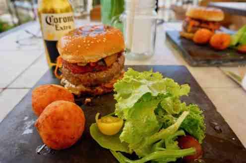 Chapuline Burger