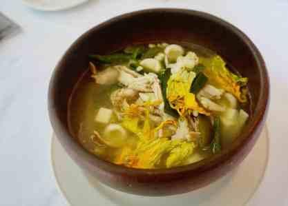 Oaxacan Soup